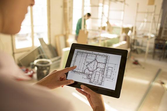 Pro Market Services est le coordinateur de travaux d'aménagement de vos bureaux. Nos professionnels multi-compétents assurent la pose de lino, de faux plafond, le cloisonnement, les peintures, etc. Devis travaux gratuit.